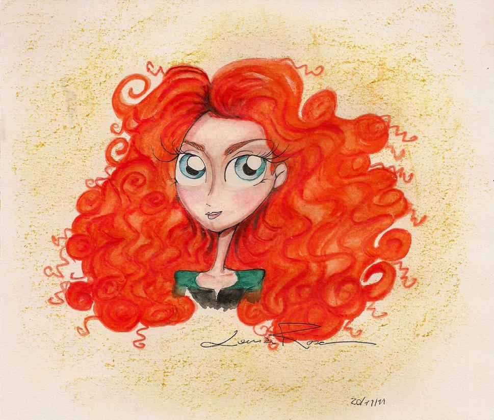 Merida by Louise-Rosa