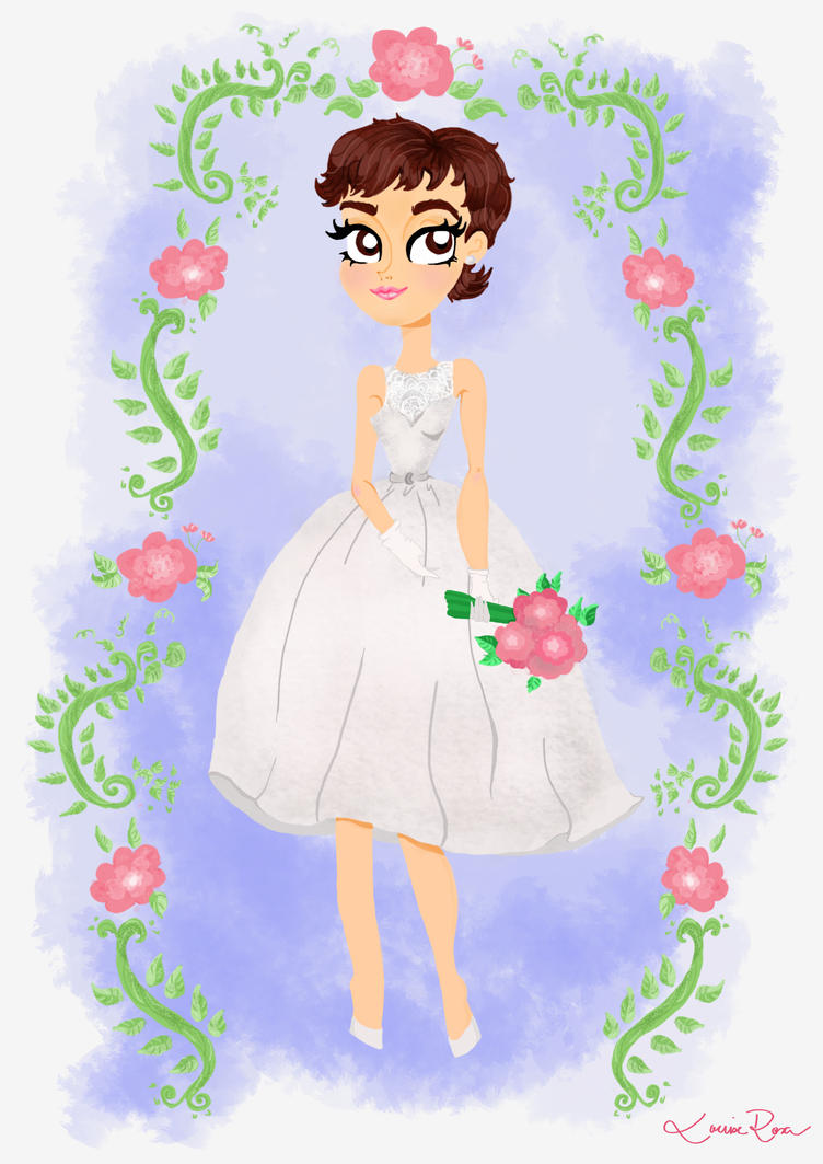Audrey Noivinha by Louise-Rosa