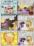 The Story of Granny Pie Part 1