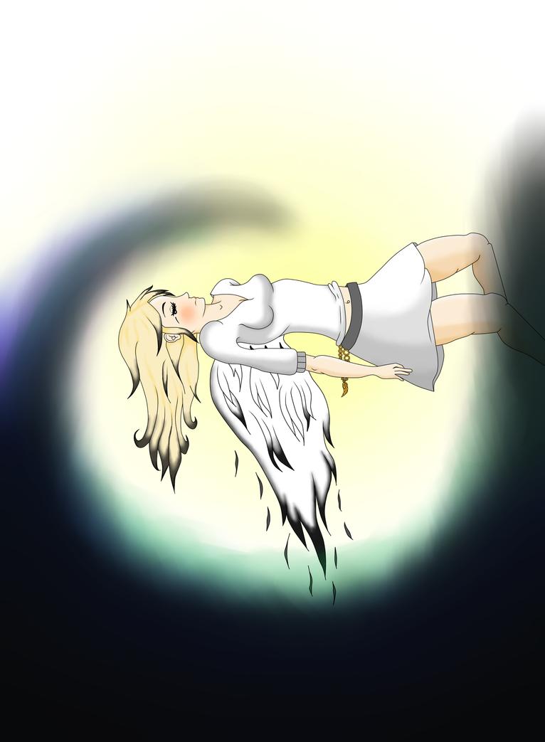 Angel in the darkness by xXBrambleheartXx