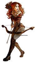 Dragon Age OC : Odette by Heisedebao