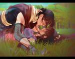 Naruto Commission: Miki and Ryo