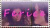 Ferice Stamp by Violet-Kleinert