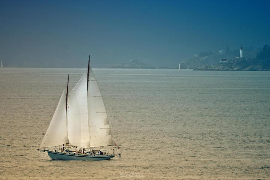 English Bay by Violet-Kleinert