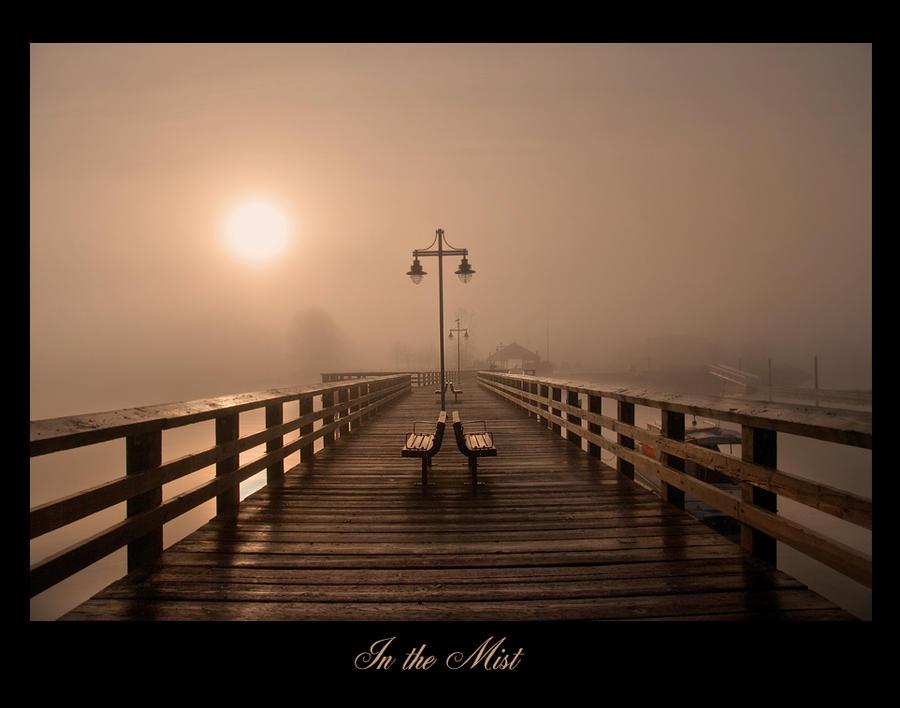 In the Mist by Violet-Kleinert