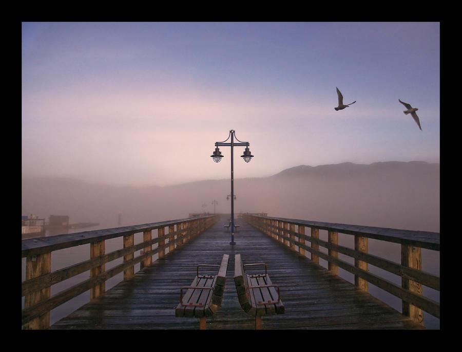 Good Morning by Violet-Kleinert