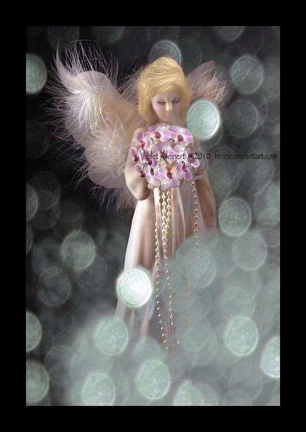 Divine Light by Violet-Kleinert
