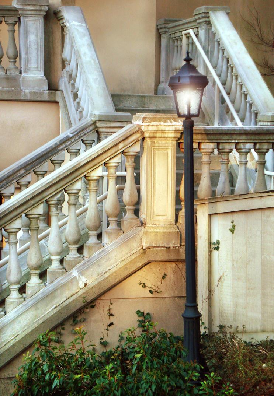Stairs by Violet-Kleinert