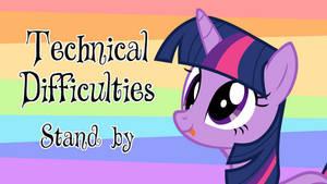 [Random] Stream Art - Technical Difficulties
