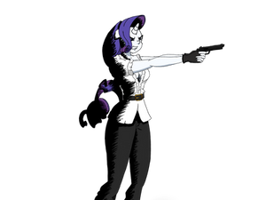 [Drawing] Rarity random pose #1