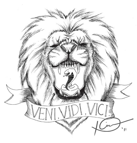 Veni vidi vici by nicoleds on deviantart - Veni vidi vici tatouage ...