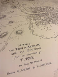 Highlight of Map of Arkham 1775