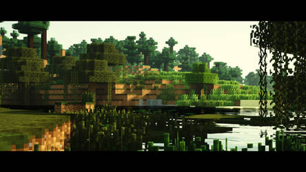 Minecraft | Ray Tracing - 3 by JustJolly