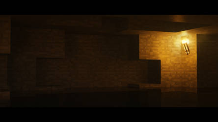 Minecraft | Ray Tracing - 5 by JustJolly
