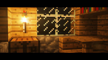 Minecraft | Ray Tracing - 9 by JustJolly