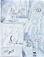 Silver Unleashed Preview Comic 1 by Shadehedgie77