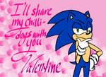 Ask SSS Trio- Sonic Valentine