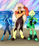 The Crystal Gems?
