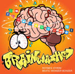 Kyirim - Brainwashed EP cover design