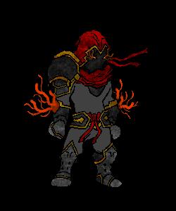 DB Crimson War Armor