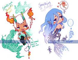 Not quite spoopy adopts [1/2]