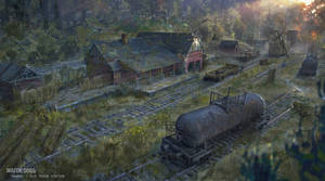 WD OldTrainStation by Mdonze