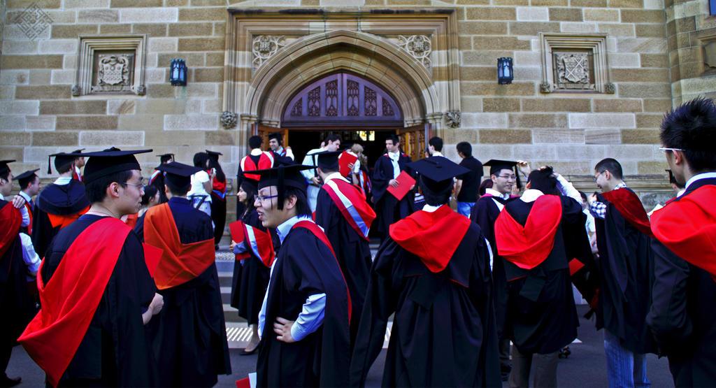 graduation by iraqiguy