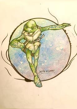 Mermay 7 Sea Turtle
