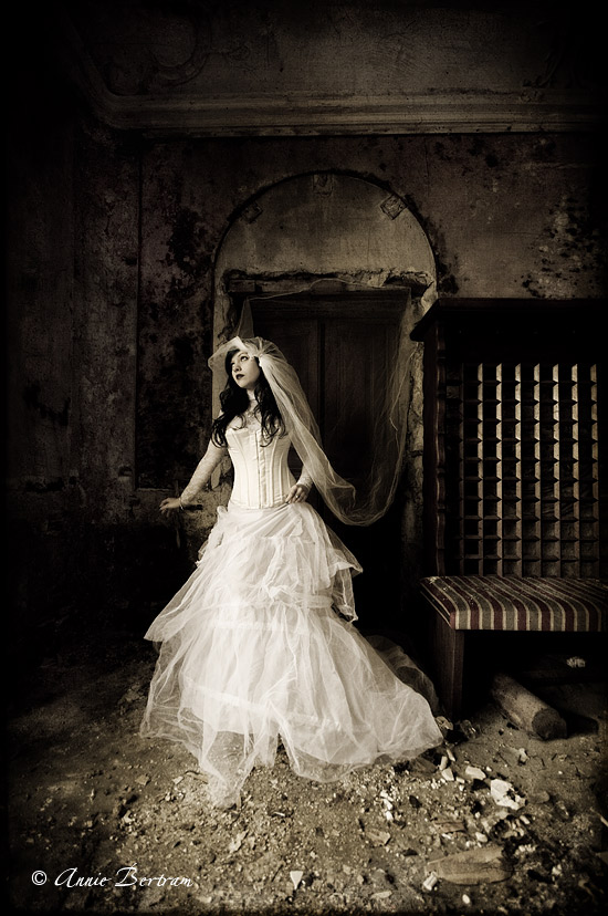 Bride of Decay by Annie-Bertram
