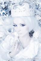 Winter Princess III by Annie-Bertram