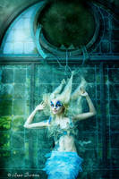 Drowned in endlessness by Annie-Bertram