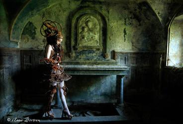 THe Obsolete Angel by Annie-Bertram