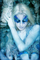 Mermaid by Annie-Bertram
