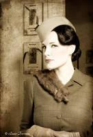 The Secret Lady by Annie-Bertram