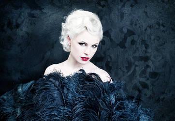 Burlesque by Annie-Bertram