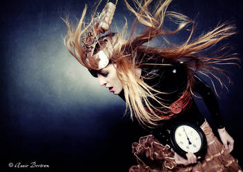 Time Traveller by Annie-Bertram