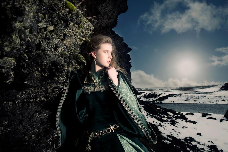 Fantasia II by Annie-Bertram