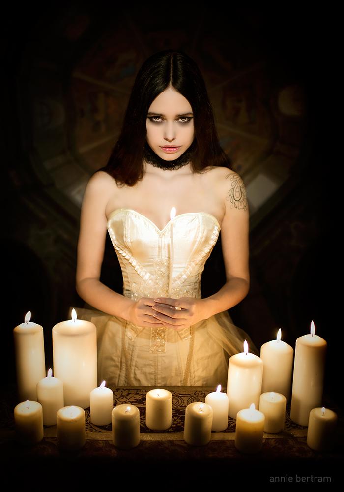 Eternal Silence by Annie-Bertram