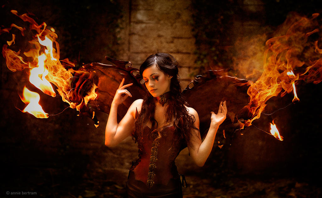 go to hell by Annie-Bertram