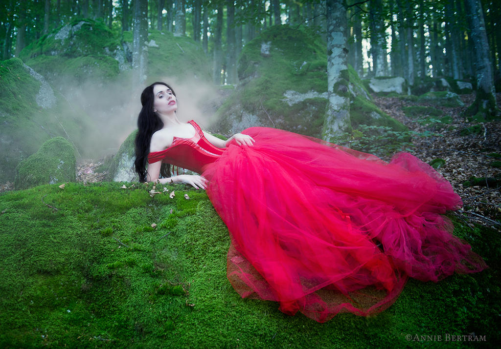 Forest Fairytale by Annie-Bertram