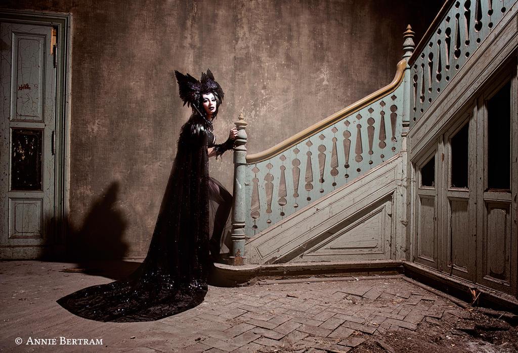 Welcome to my darkness by Annie-Bertram