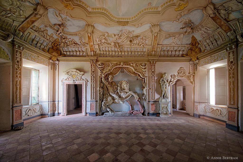Room of the Archangel by Annie-Bertram