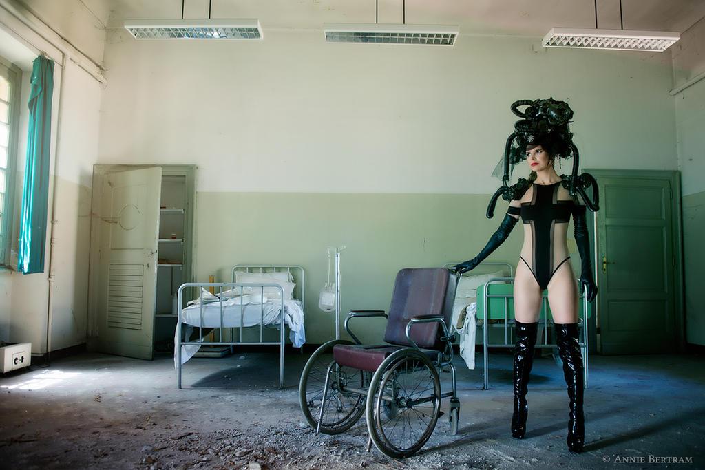 Insanity my friend by Annie-Bertram