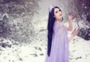 I was born in winter III by Annie-Bertram