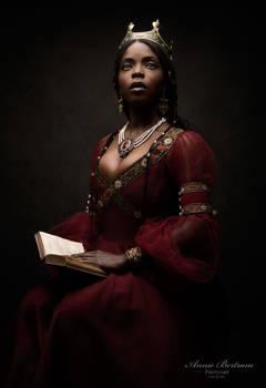 The Ethopian Queen