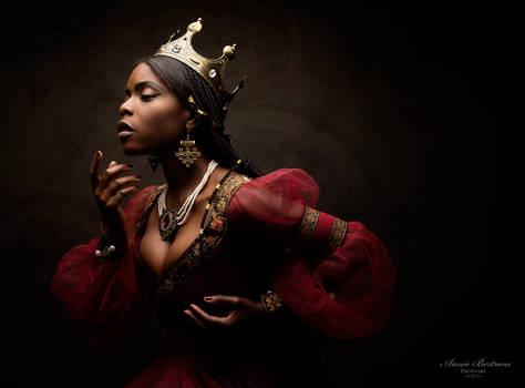 The Ethopian Queen II