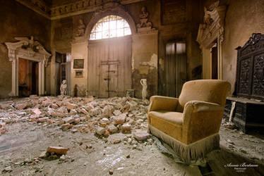 Take a seat by Annie-Bertram