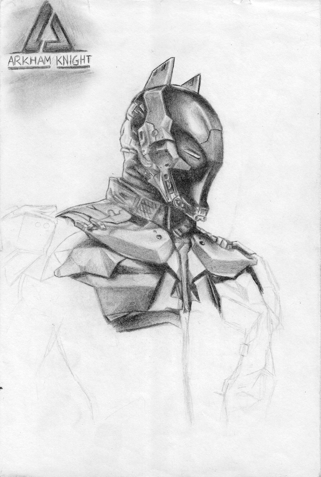Batman Arkham Knight (WIP) By Joshuajamestimothy On DeviantArt