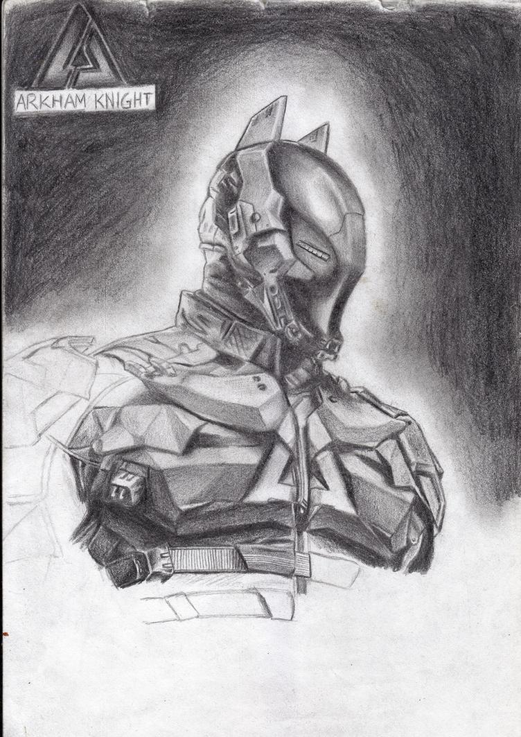 Batman Arkham Knight (WIP 2) By Joshuajamestimothy On DeviantArt