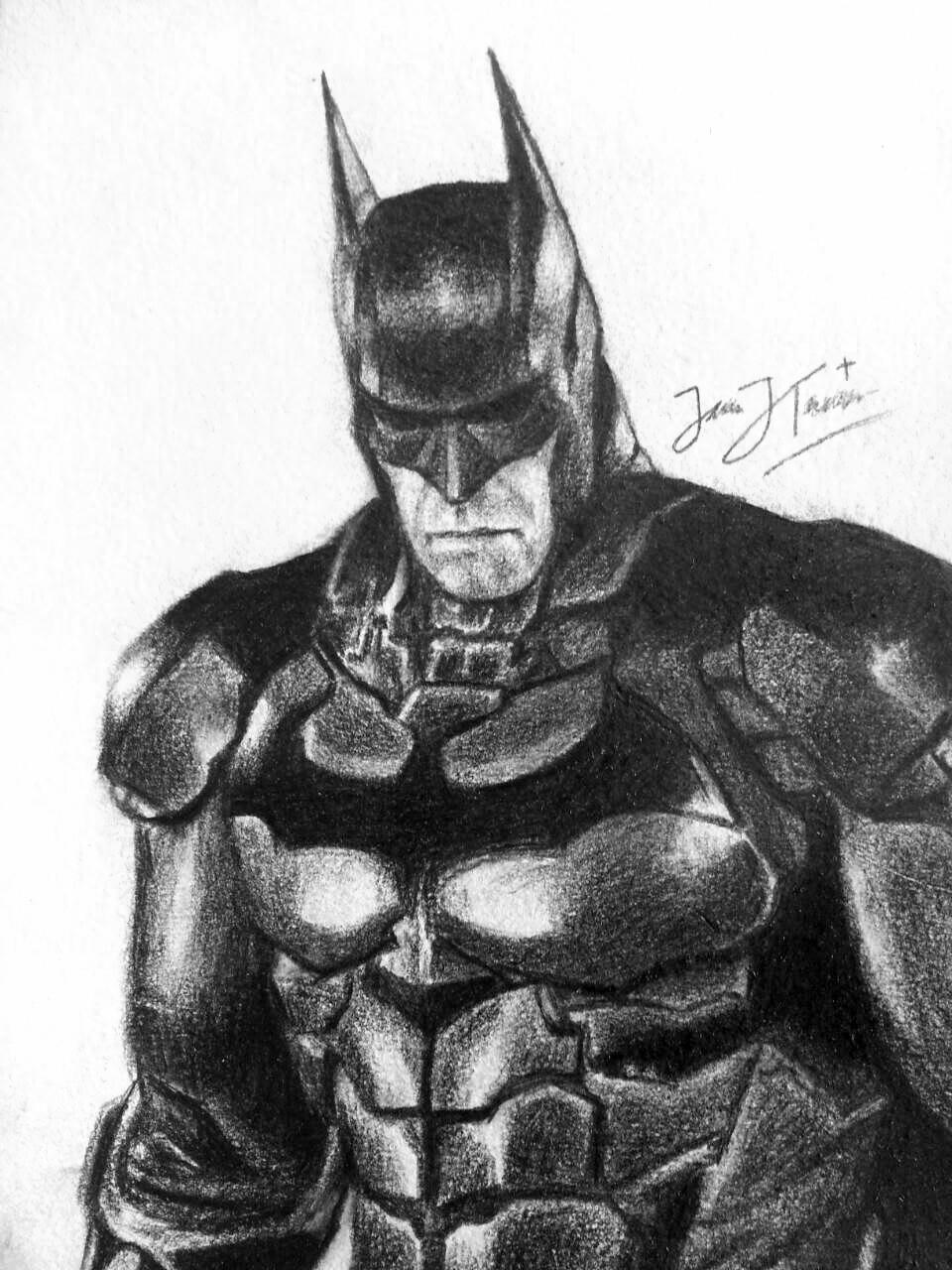 Batman Arkham Knight By Joshuajamestimothy On DeviantArt
